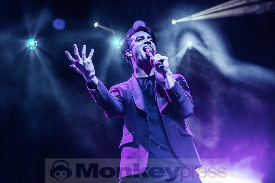 Fotos: PANIC! AT THE DISCO