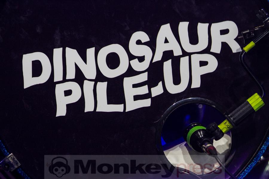 Dinosaur Pile-Up, © Markus Hillgärtner