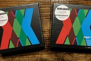 VERLOSUNG: DEINE LAKAIEN Retrospektive XXX mit 60 Songs auf 4-CDs zu gewinnen!