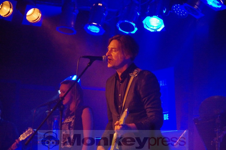 PHILLIP BOA & THE VOODOOCLUB - Worpswede, Music Hall (29.10.2016)