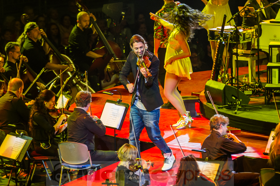 Fotos: DAVID GARRETT