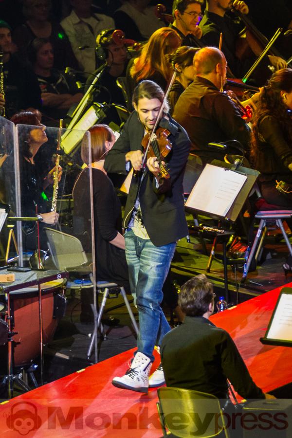 David Garrett, © Markus Hillgärtner