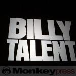Fotos: BILLY TALENT