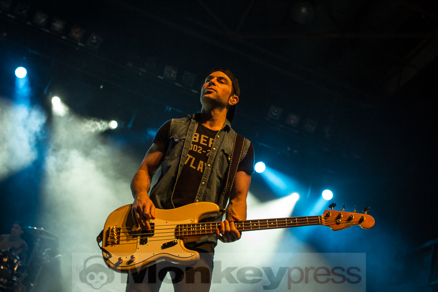 Yellowcard, © Markus Hillgärtner