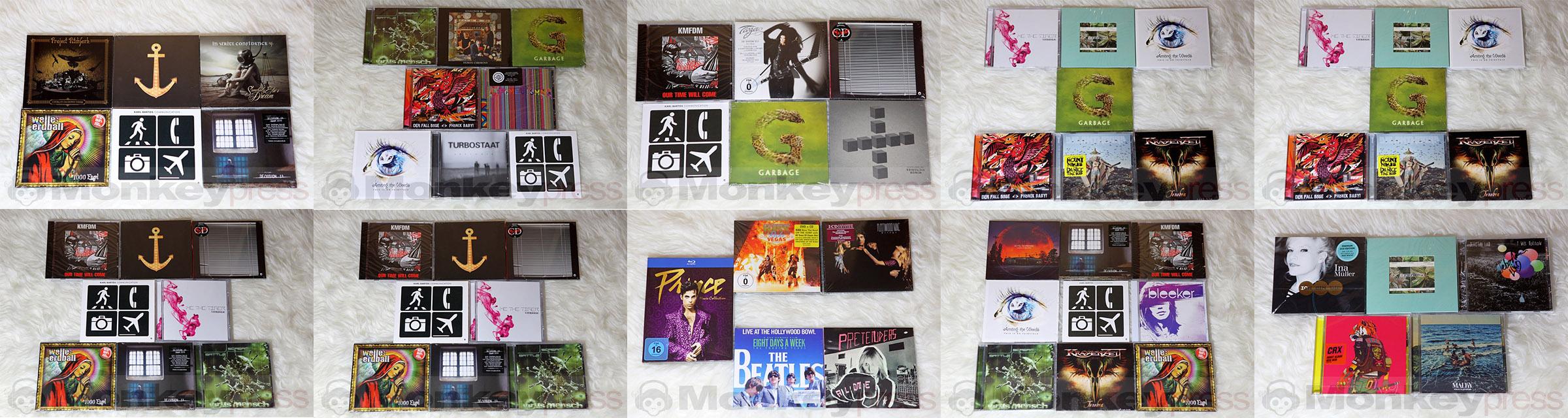 [beendet] Jahresendverlosung: 10 Pakete mit insgesamt 69 CDs/Blu-ray/DVD für einen guten Start ins Jahr 2017