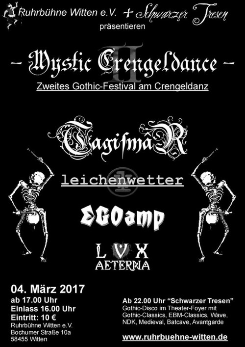 2. Mystic Crengeldance in Witten