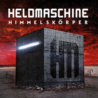 HELDMASCHINE - Himmelskörper Tour 2017