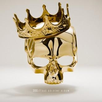Sido Das Goldene Album Cover