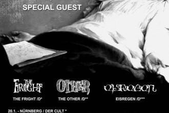 """EWIGHEIM - """"Auf Abwegen Tour 2017"""" + Special Guests"""