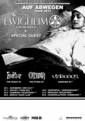 Ewigheim - Auf Abwegen Tour 2017