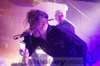 "PROJECT PITCHFORK - mit ""Akkretion"" auf Tour"