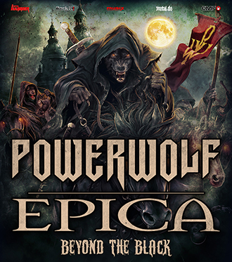Preview: POWERWOLF und EPICA Tour 2017