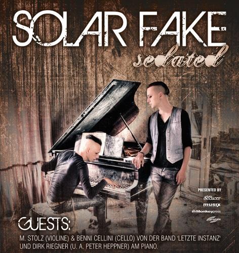 Interview: SOLAR FAKE (Sven Friedrich)