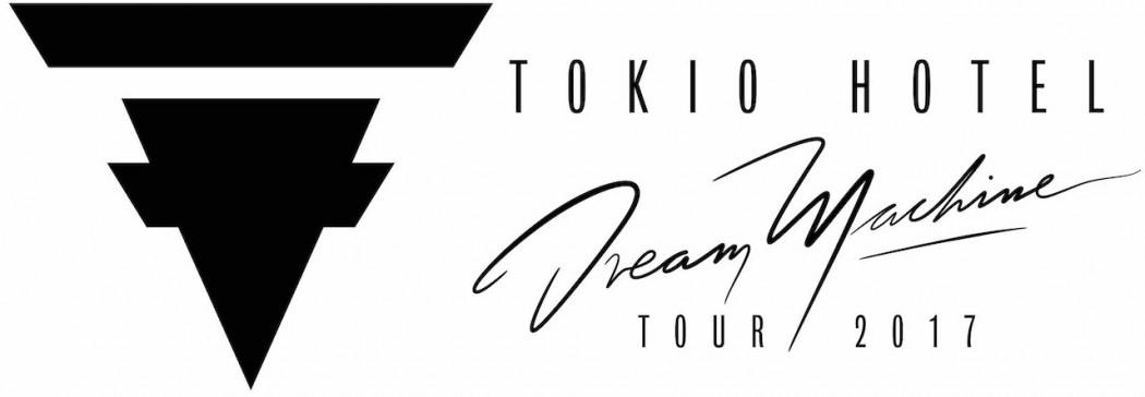 TOKIO HOTEL bald auf Dream Machine Tour