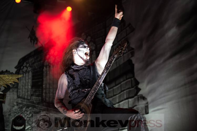 POWERWOLF, EPICA & BEYOND THE BLACK - Hamburg, Mehr! Theater (31.01.2017)