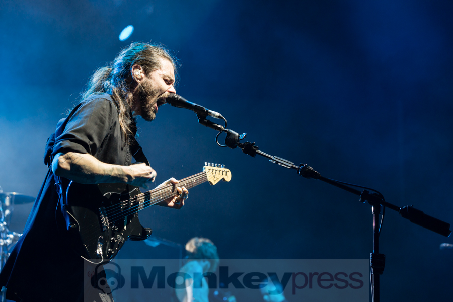 Fotos: BIFFY CLYRO