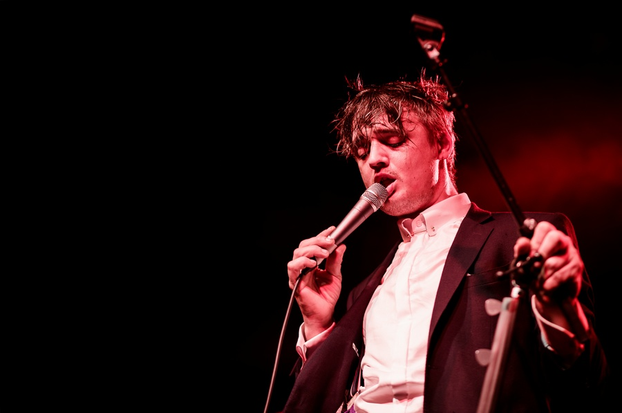PETER DOHERTY - Köln, Live Music Hall (22.02.2017)