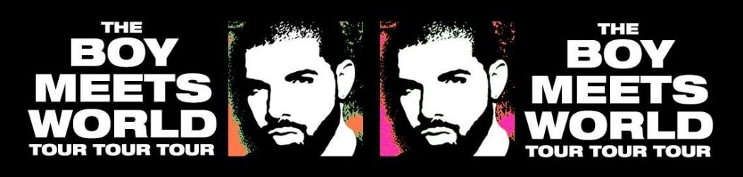 """Drake """"The Boy Meets World"""" Tour 2017"""