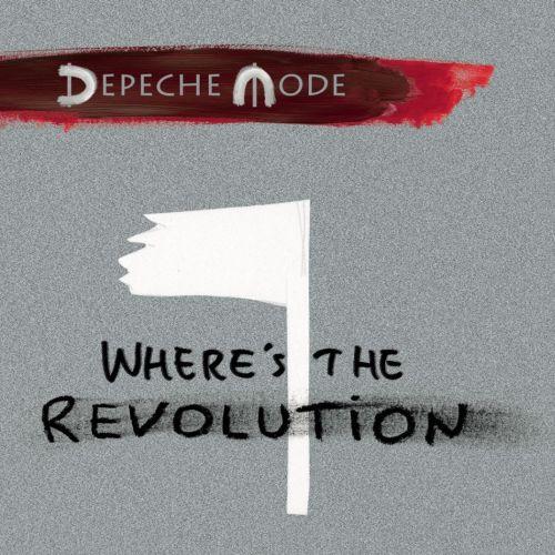 """DEPECHE MODE: Neue Single """"Where's The Revolution"""" ab Freitag erhältlich / Neues Studioalbum """"Spirit"""" erscheint am 17. März"""