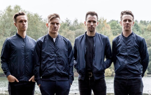 "DUTCH UNCLES: die neue Single ""Oh Yeah"""