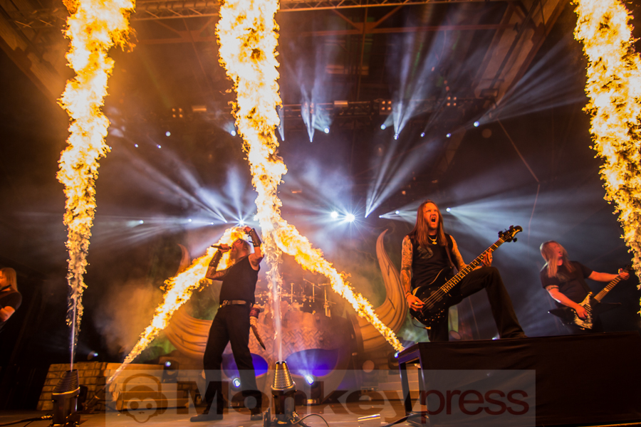 Fotos: AMON AMARTH