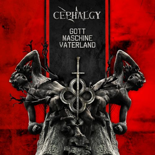 Cephalgy - Gott, Maschine, Vaterland (500 x 500)