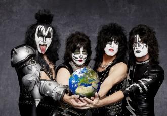 KISS Promo Bild