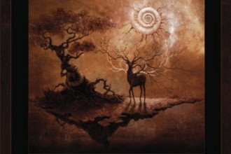 THE MOON AND THE NIGHTSPIRIT - Metanoia