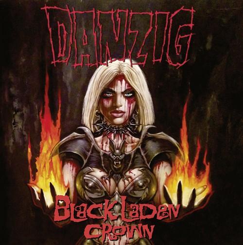"""DANZIG veröffentlichen neues Album """"Black Laden Crown"""" am 12. Mai 2017"""