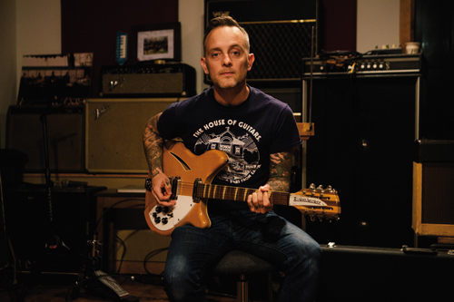 DAVE HAUSE & THE MERMAID – Köln, Gloria (01.03.2017)