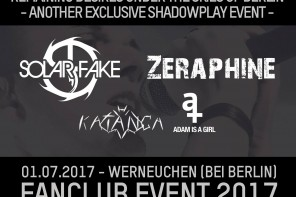 Exklusives Solar Fake/Zeraphine Fanclub Event