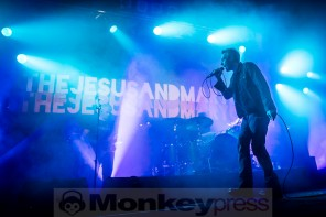 THE JESUS AND MARY CHAIN – Köln, Live Music Hall (25.04.2017)