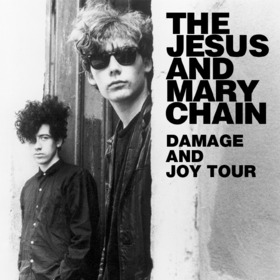 THE JESUS AND MARY CHAIN gastieren viermal in Deutschland