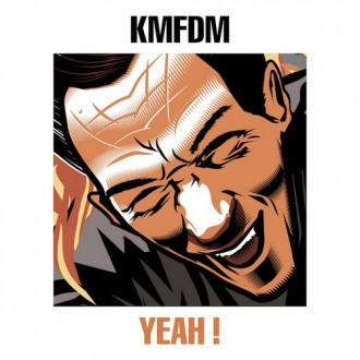 KMFDM_YEAH_EP_cover