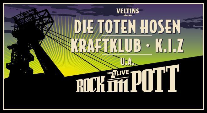 """Rock im Pott kommt 2017 zurück """"auf Schalke"""""""