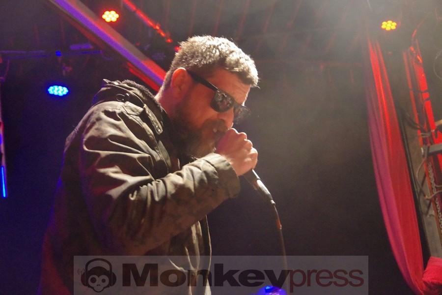 ERIK COHEN - München, Backstage (25.03.2017)