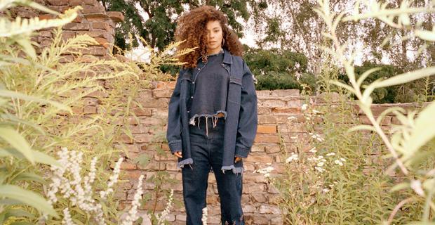 JOY DENALANE präsentiert ihr sechstes Studio Album Gleisdreieck
