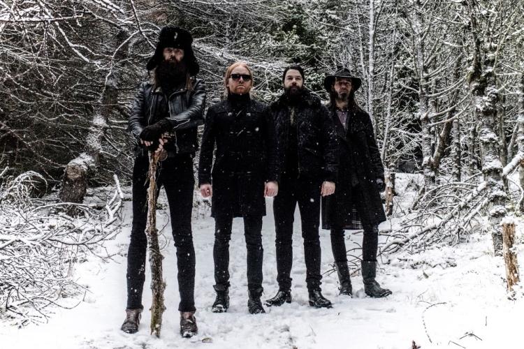 SÓLSTAFIR veröffentlichen Single Silfur Refur - Album erscheint am 26.05.2017