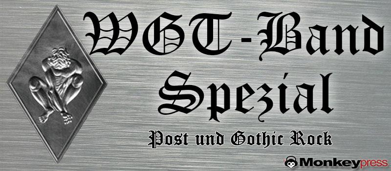WGT-BAND-SPEZIAL: Post- und Gothic Rock