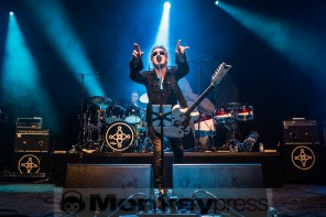 Fotos: THE MISSION @ New Waves Day 2017