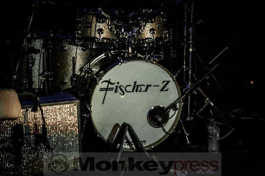 Fischer-Z - The Worker = El Trabajador