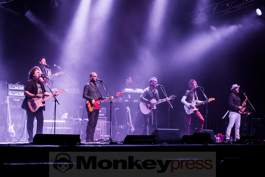 Fotos: THE ALAN PARSONS LIVE PROJECT