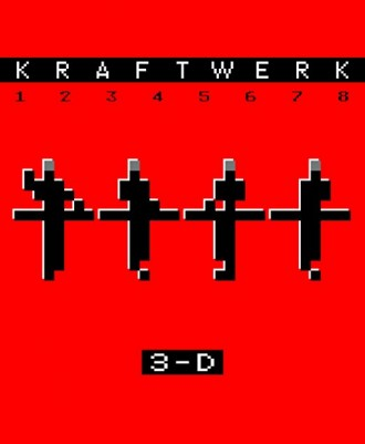 Kraftwerk - 3-D Katalog