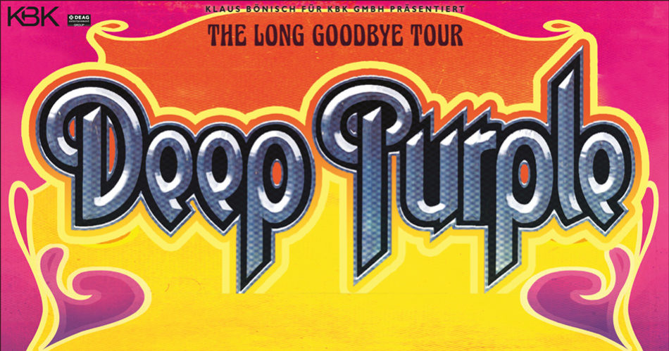 Deep Purple Tour