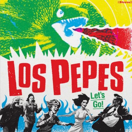LOS PEPES - Let's Go!