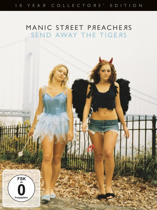 MANIC STREET PREACHERS - Send Away The Tigers (10 Year Collectors' Edition)
