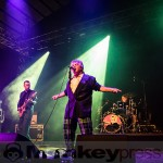 Fotos: THE BOLLOCK BROTHERS @ New Waves Day 2017