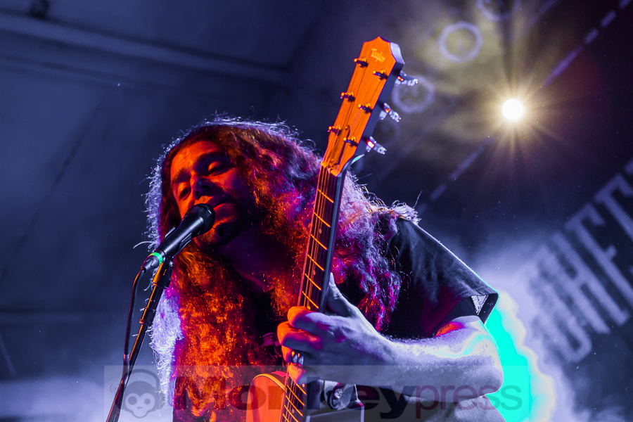 Coheed And Cambria, © Markus Hillgärtner