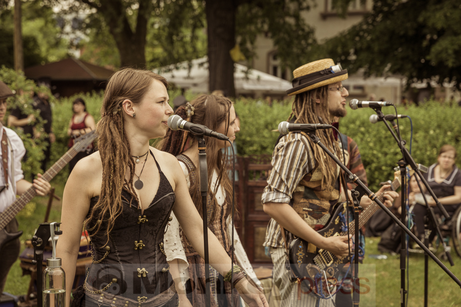 WGT 2017: 6. Steampunk Picknick
