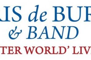 CHRIS DE BURGH geht auf Tour